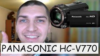 vLOG: СНЯТО НА КАМЕРУ PANASONIC HC-V770