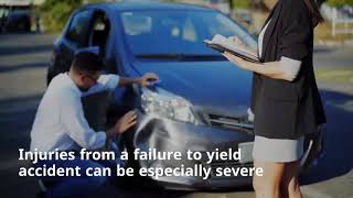 Failure to Yield Car Accident Injuries (512) 448-1000 These are hit and run