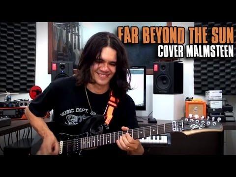 MALMSTEEN - Far Beyond the Sun (Cover OZIELZINHO)
