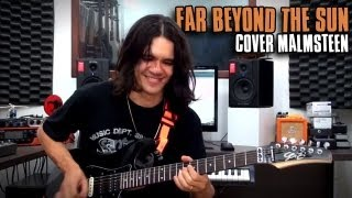 MALMSTEEN - Far Beyond the Sun (Cover OZIELZINHO)