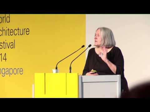 World Architecture Festival 2014 Keynote - Saskia Sassen, The Future of Cities