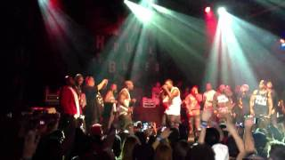"The Game ""Ricky"" live @ The House of Blues Sunset Strip 10/"