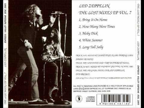 Led Zeppelin - Bring It On Home (Live) mp3