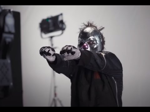 "Slipknot release behind the scenes footage of ""Unsainted"" music video...!"
