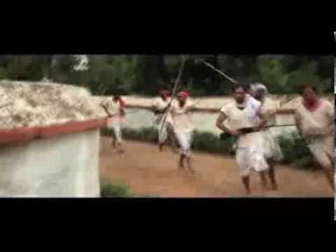 'Charitrakekkina Poratam' song from thiragabadda telangana movie