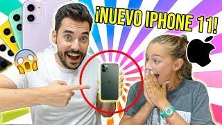 📱¡OS MOSTRAMOS el NUEVO IPHONE 11! 😱¿El MEJOR teléfono móvil de la HISTORIA? | DADn'KIDS