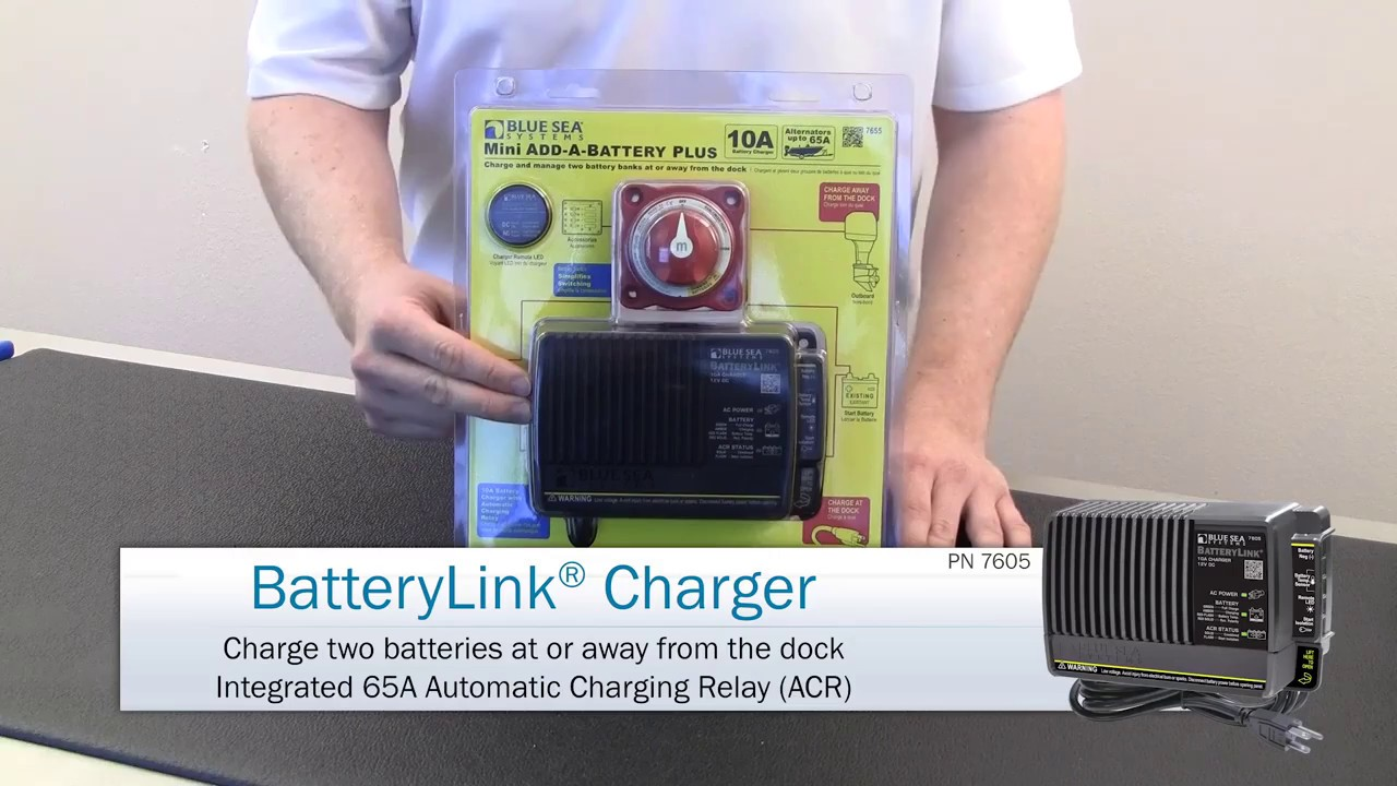 blue sea mini add a battery wiring diagram 1970 chevy truck ignition systems plus youtube marine electrical