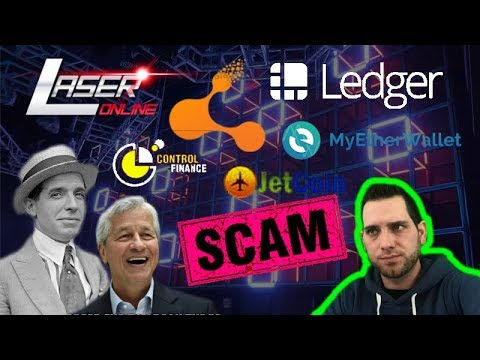 Crypto Ponzi Scams | How To Protect Your Assets | BitConnect BCC | HODL BTC Bitcoin | Ledger Nano S