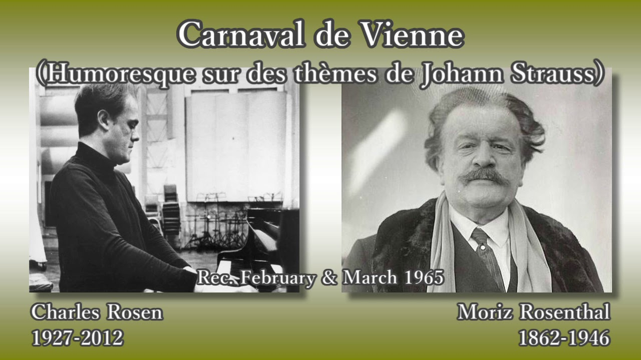 rosenthal carnaval de vienne c rosen 1965 ローゼンタール