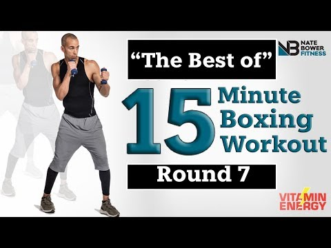 All-star 15 Minute Boxing Workout .  Collecting The Best Sets of the Series!