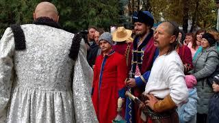 Украинская свадьба на Покрову