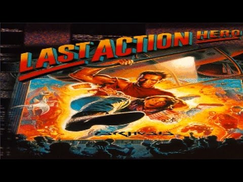 Movies to Video Games Review - Last Action Hero (PC/DOS)