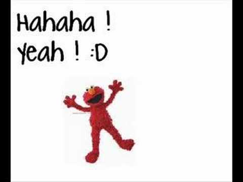 Elmo ABC rap