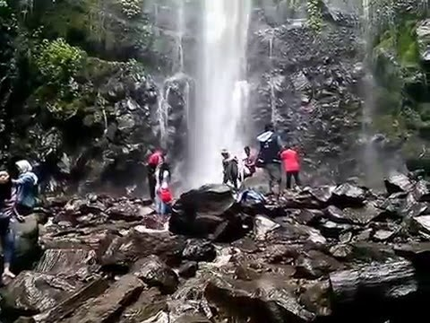 Curug Lawe Benowo Kalisidi Semarang 30 Januari 2016 Youtube