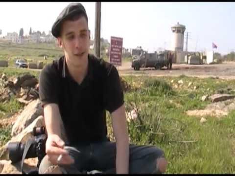 Internationals in Palestine
