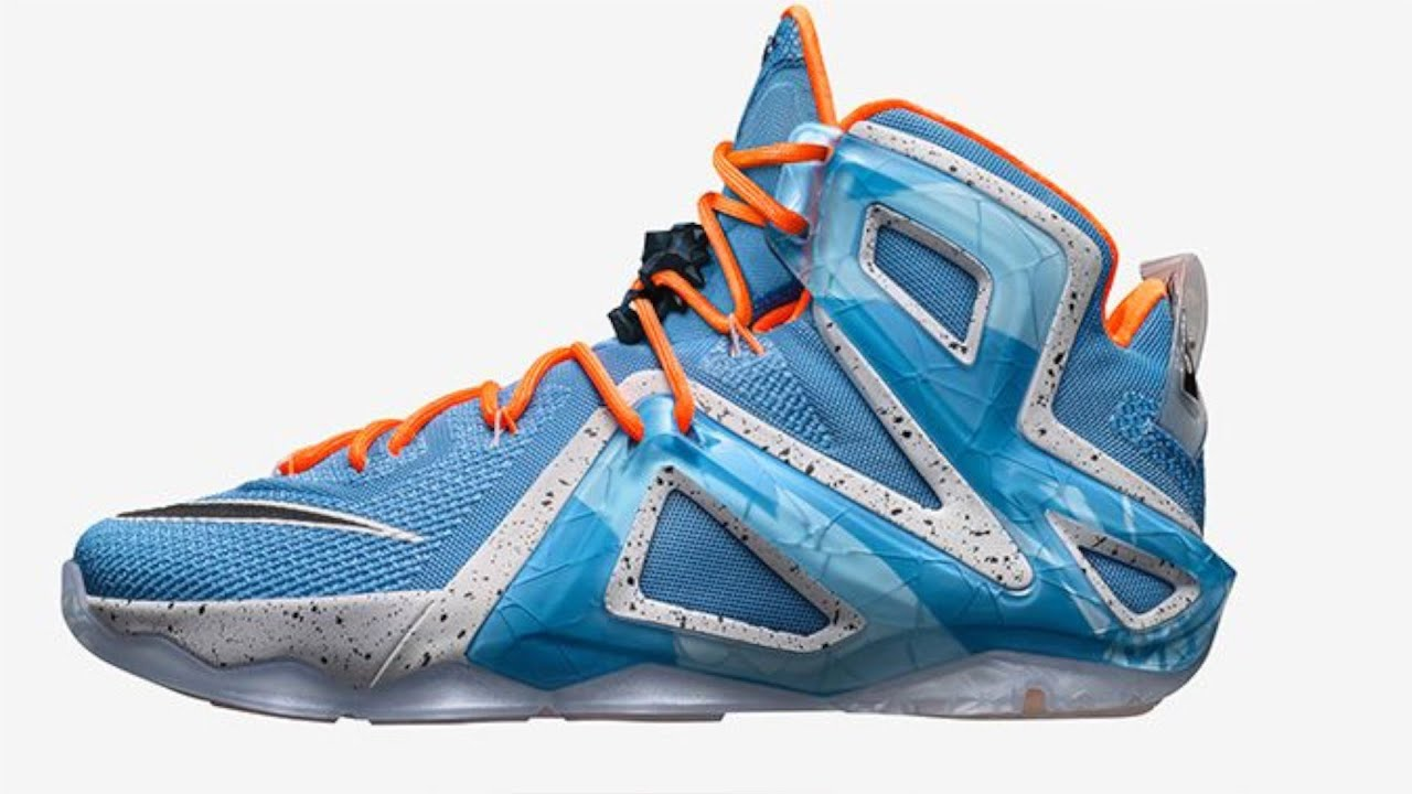 08b1d5caceaf4 norway lebron 12 customized boy 3d099 4f2fa