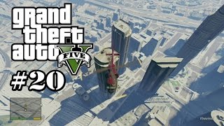 GTA 5 - Drei sind eine Gruppe (Lets Play #20) Grand Theft Auto Let´s Play