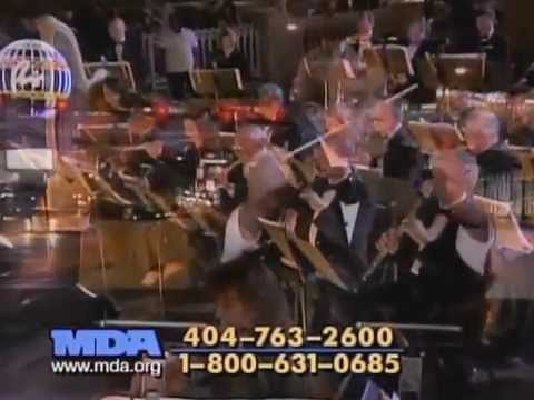 Jerry Lewis Telethon - 2000s Tribute part 2 - Celine Dion, Paul Anka, Harvey Fierstein and more