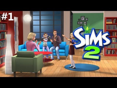 Lets Play: The Sims 2 - Episode #1