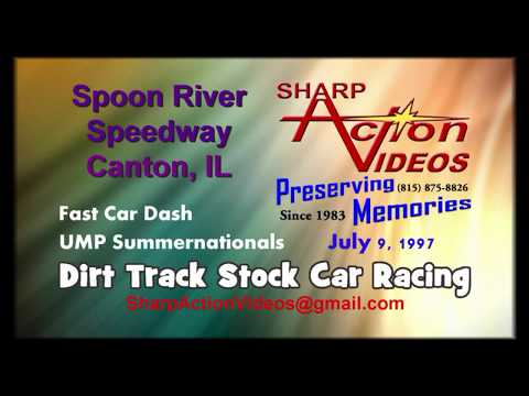 It's  No It's  No It's   Spoon River Speedway UMP Late Models