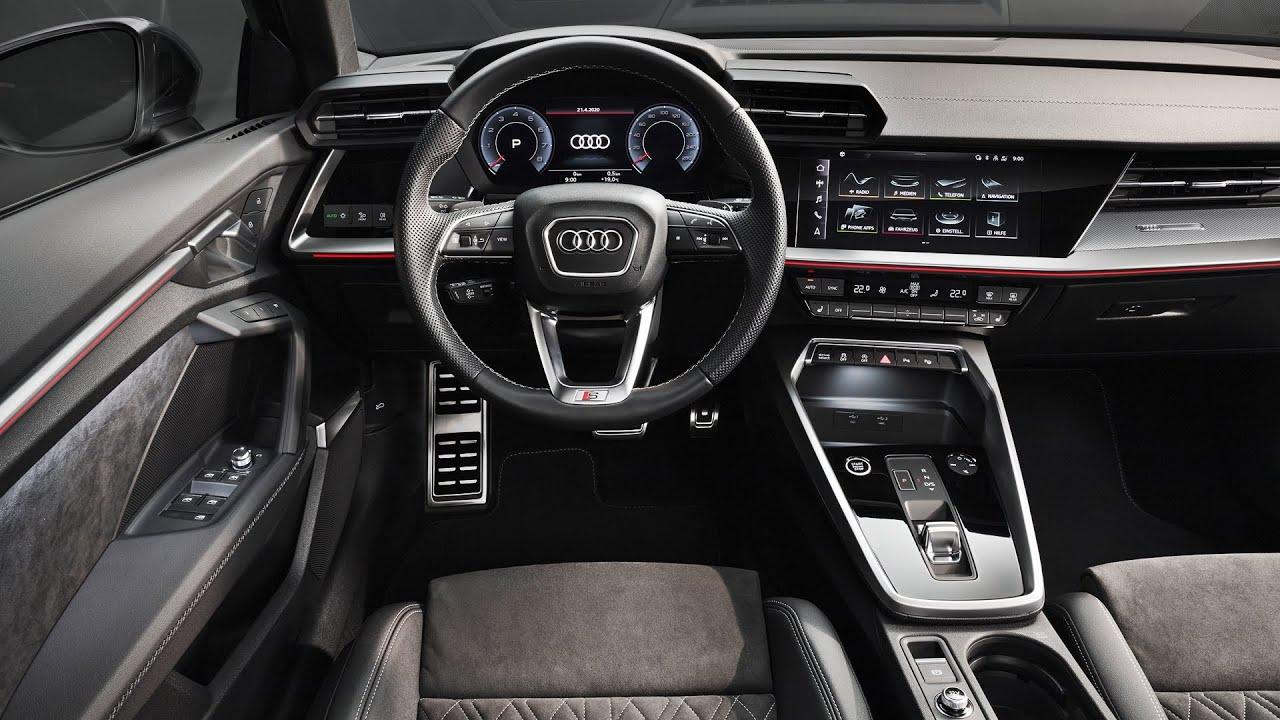 2021 Audi A3 Sedan Interior Youtube
