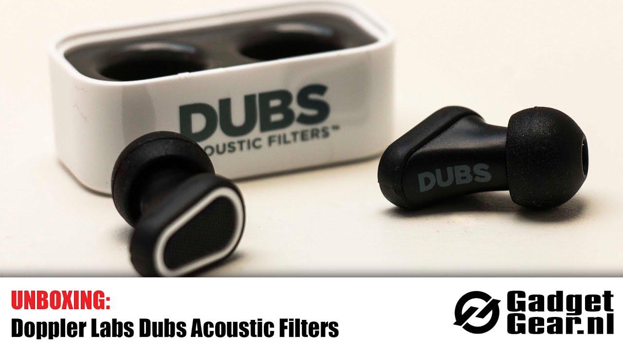 Doppler Labs Dubs : unboxing doppler labs dubs acoustic filters youtube ~ Hamham.info Haus und Dekorationen
