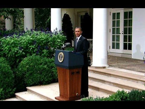 President Obama on the death of Muammar Qaddafi