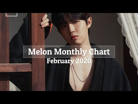 |top-100|-melon-monthly-chart---february-2020