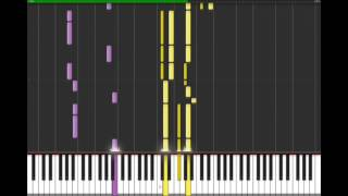 Dancing Queen on Synthesia