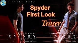 Spyder first look | mahesh babu | a r murugadoss | rakul preet singh | #spyder || darmedia