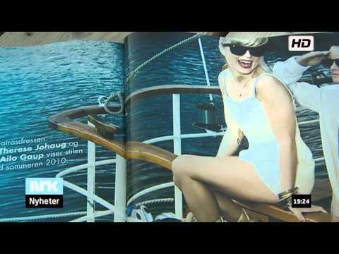 therese johaug bikini youtube drømmehagen