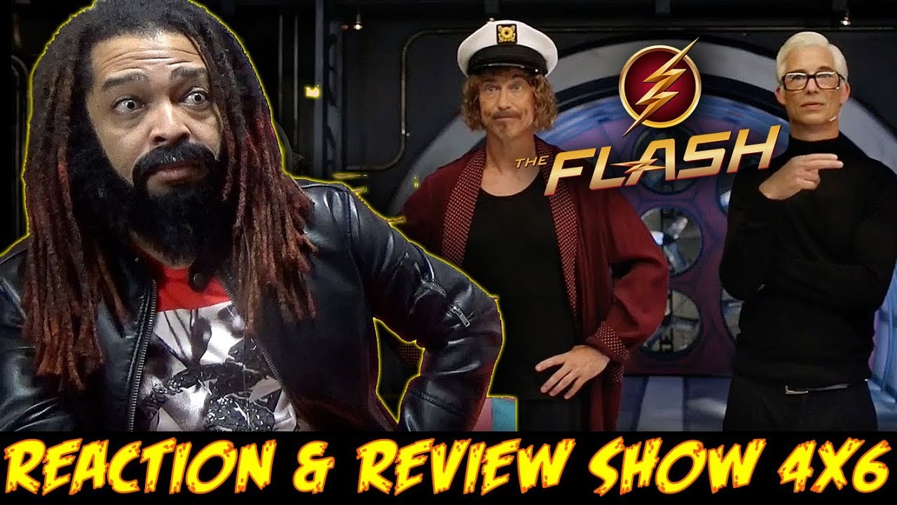 """Download The Flash Season 4 Episode 6 Reaction & Review Show (""""When Harry Met Harry"""")"""