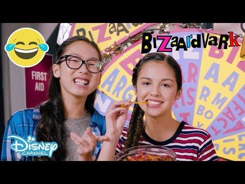 Bizaardvark   Mystery Box Challenge   Official Disney Channel UK
