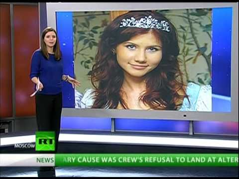 Anna Chapman Gets TV Show!