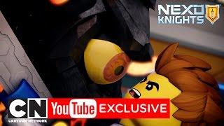 Сэр Аксель... вечно голодный | NEXO Knights | Cartoon Network