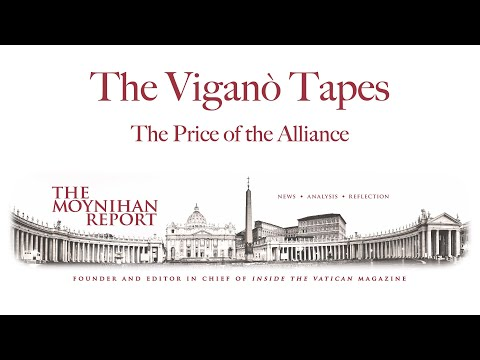 The Viganò Tapes #3: The Price of the Alliance