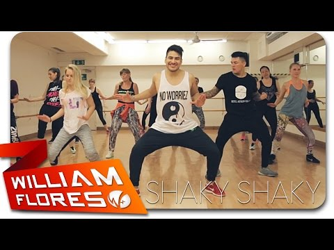 William Flores - Shaky Shaky (Daddy Yankee)