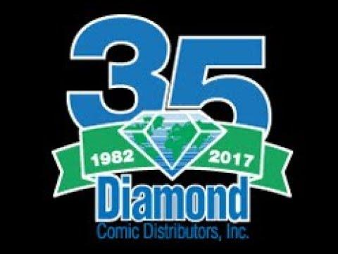 Diamond Comics Distributor Is Asleep At The Wheel