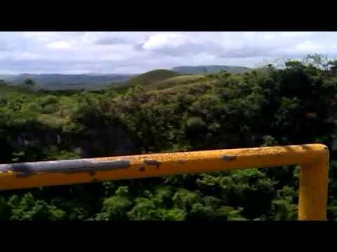 Danao, Bohol Cable Car Ride - April 1, 2013