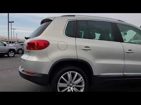 2013 Volkswagen TIGUAN Sport Utility 2.0T SE Roseville Sacramento Folsom Auburn