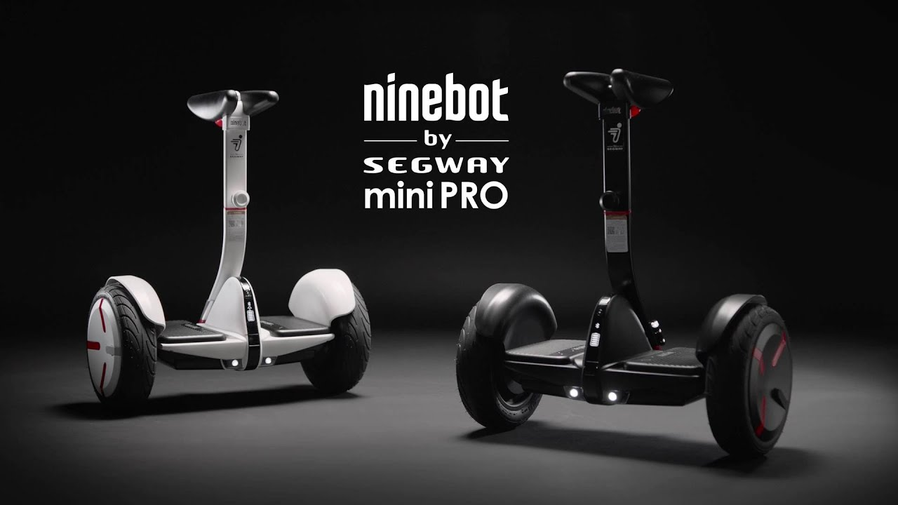 the segway minipro smart personal transporter youtube. Black Bedroom Furniture Sets. Home Design Ideas