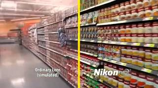 Nikon Eyes   Walmart Vision Center TV Commercial