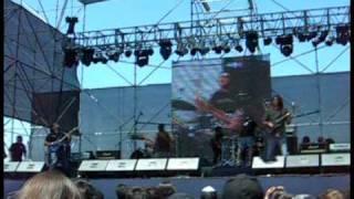 Octopus - Momentum Kriget [Cumbre del Rock Chileno 2009]