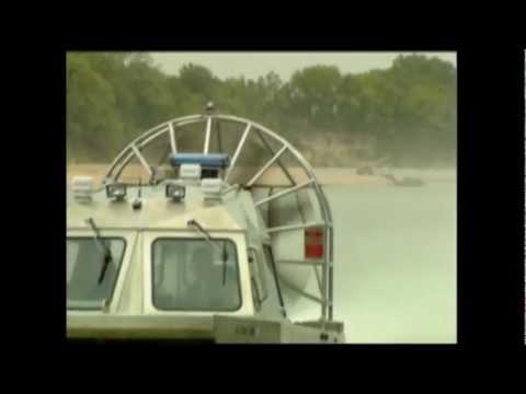New Airboat for Kansas Dept. of Wildlife, Parks & Tourism