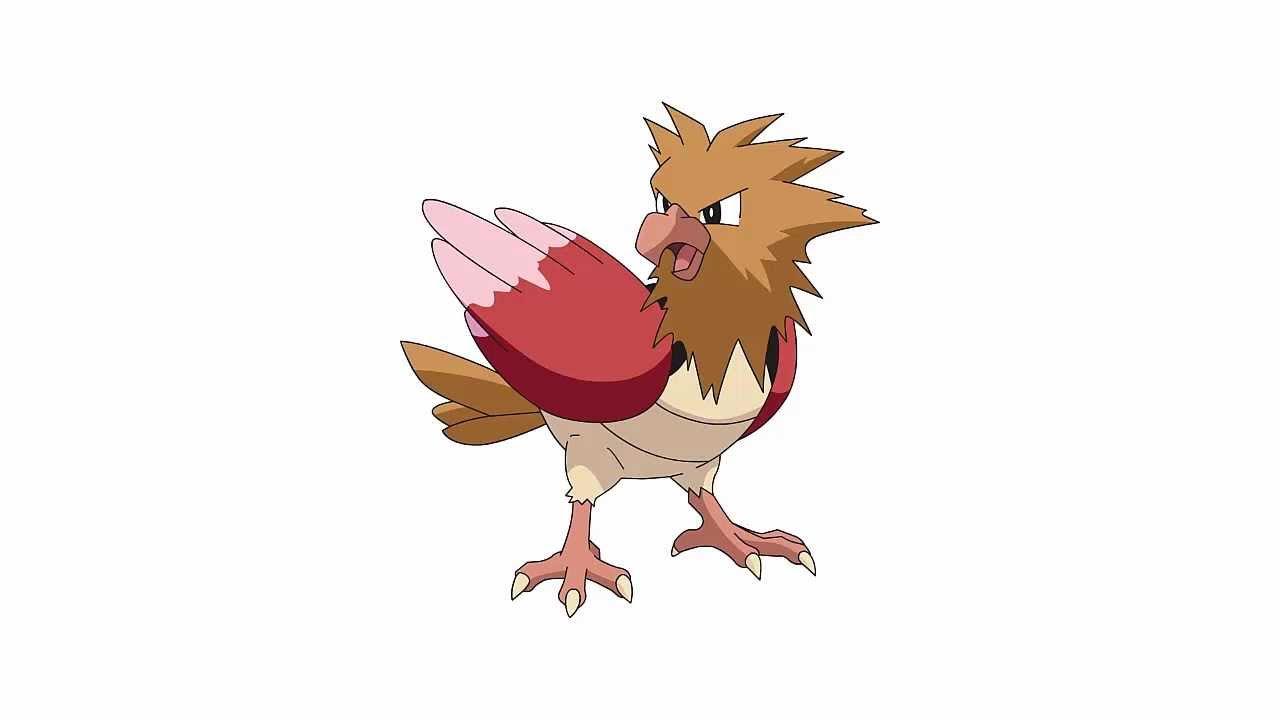 Spearow Pokemon Pixel Art Images