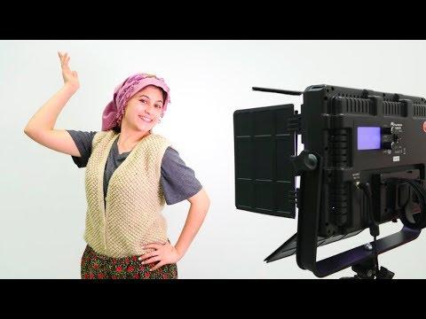 Reyhan abla star oluyor! Komik video