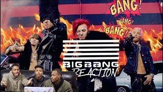 BIGBANG - 뱅뱅뱅 BANG BANG BANG REACTION (FIRST TIMERS)