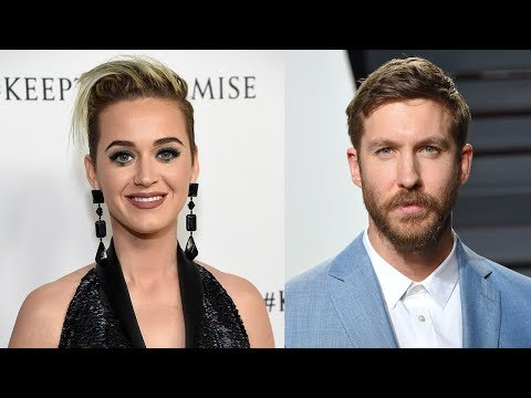 Katy Perry Explains WHY She Ended Her Calvin Harris Feud