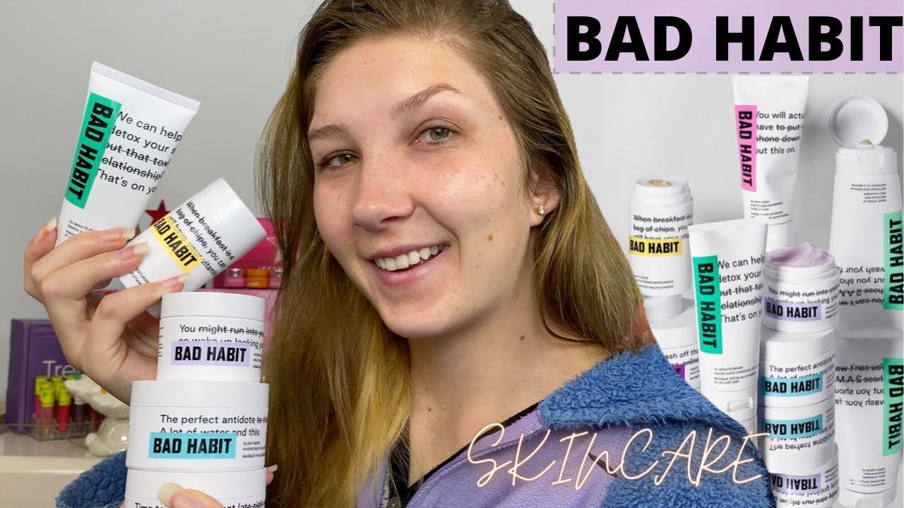 Bad Habit Skincare