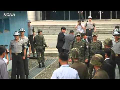 South Korean arrested for unapproved trip to North Korea